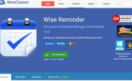 电脑上好用的记事提醒软件–Wise-Reminder
